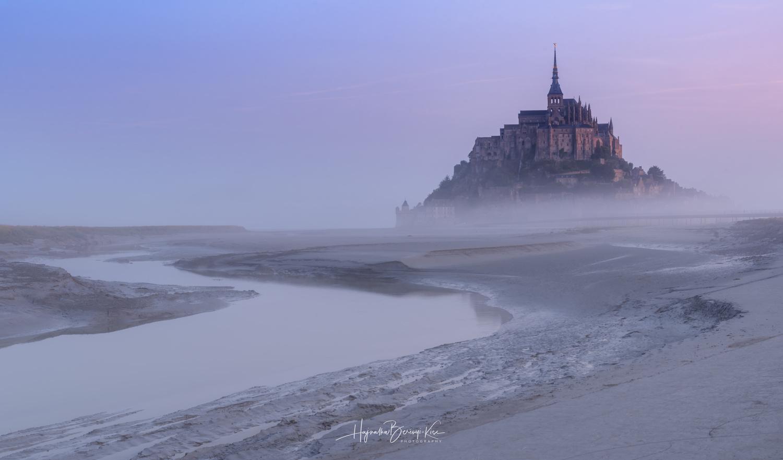 Misty Morning by Hajnalka Berényi-Kiss