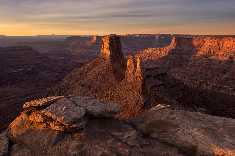 Moab Sunrise by Nick Souvall