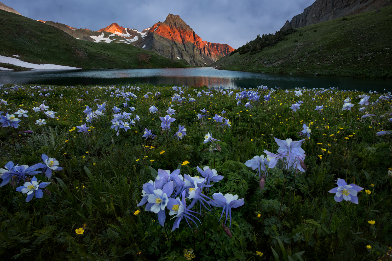Colorado Sunrise by Nick Souvall