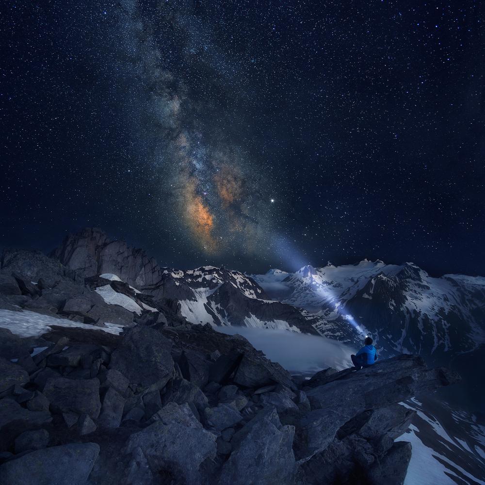 Illuminate the stars by Lionel Fellay