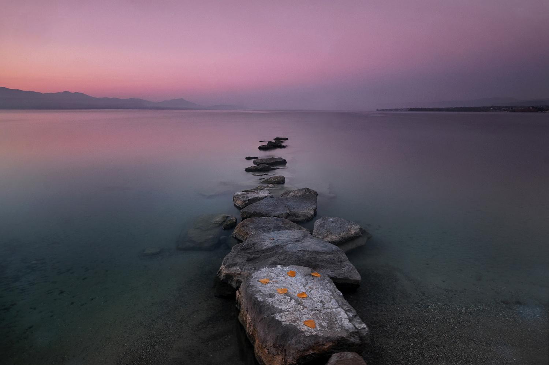 Good morning Lake Leman ! by Lionel Fellay