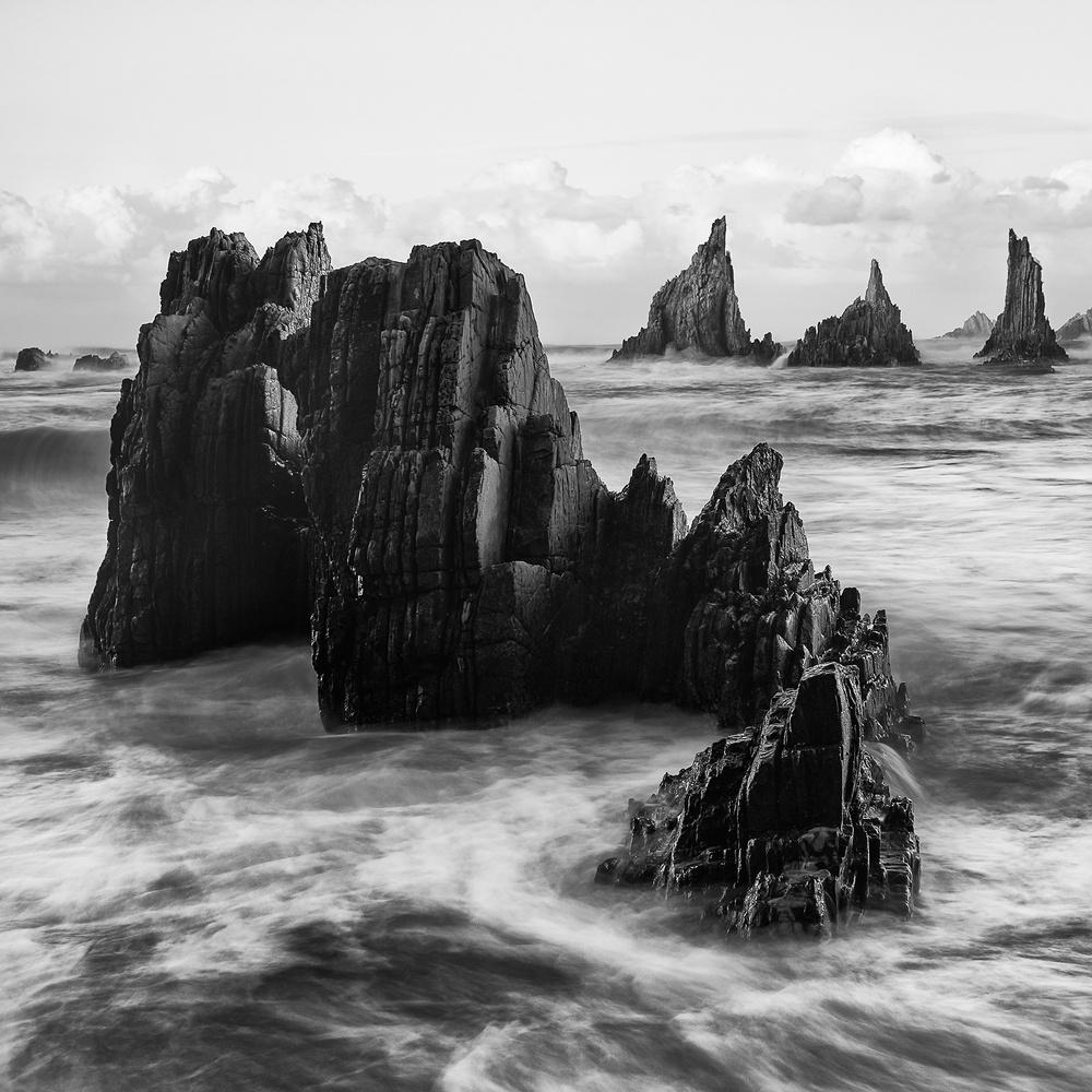 Playa de La Gueirua by Lionel Fellay