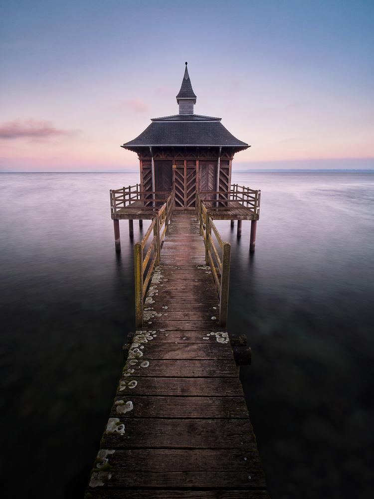 Pavillon des bains by Lionel Fellay