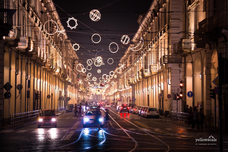 Christmas in Torino by Jonathan Lee Martin