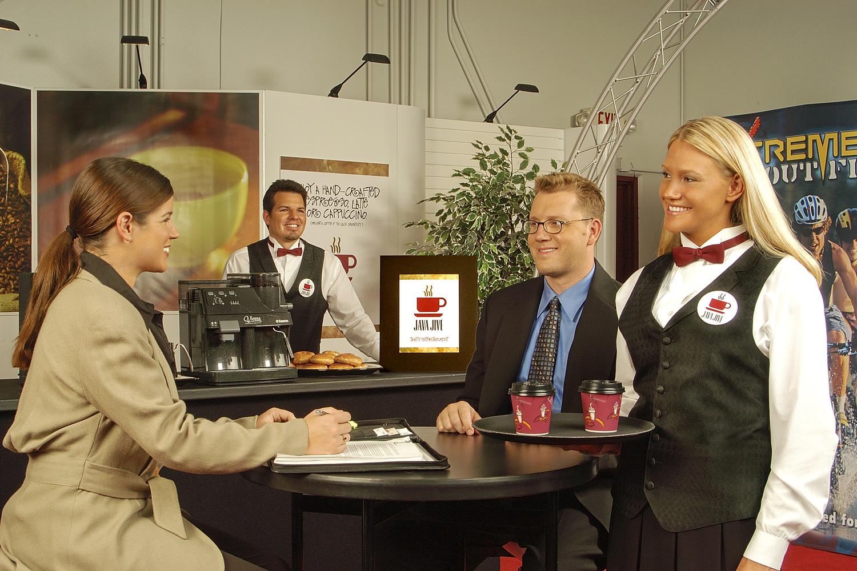 Java Jive Coffee Campaign by Rick Fowler