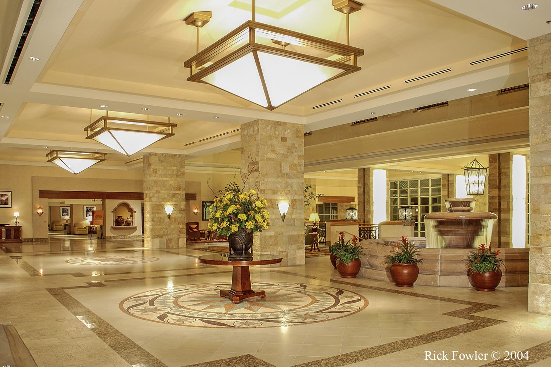 J.W. Marroitt Desert Resort  AZ by Rick Fowler