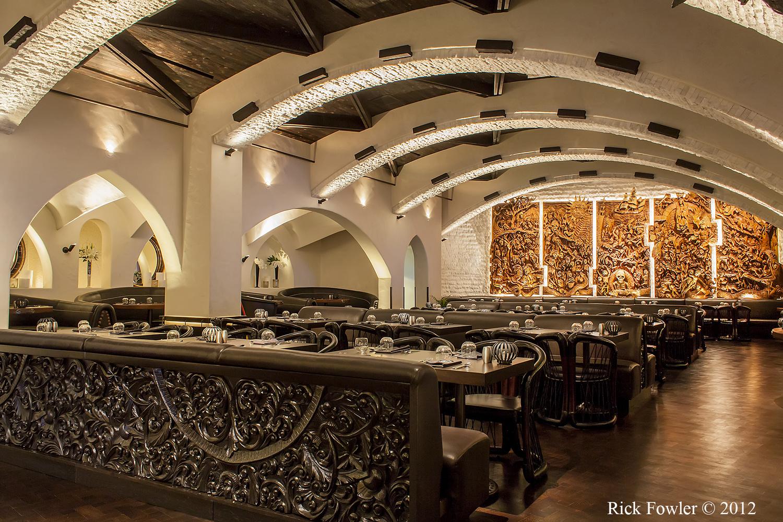 Javers Restaurant ARIA Hotel by Rick Fowler