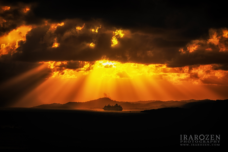 Sunlight Euphoria by Ira Rozen