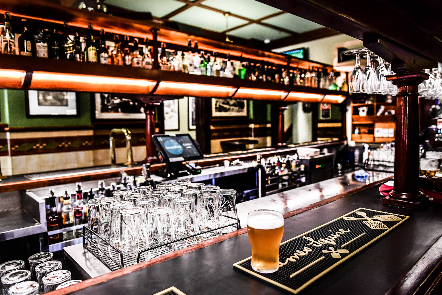 A Pint in Sydney's Oldest Pub 2 by Eric Strom