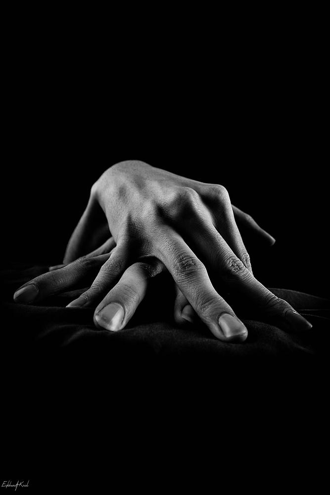 Hands by Eckhardt Kriel