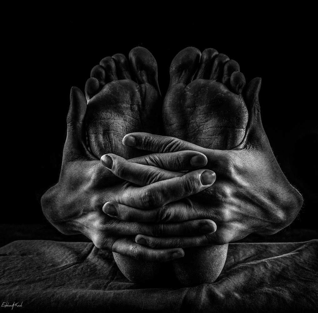Hands & Feet by Eckhardt Kriel
