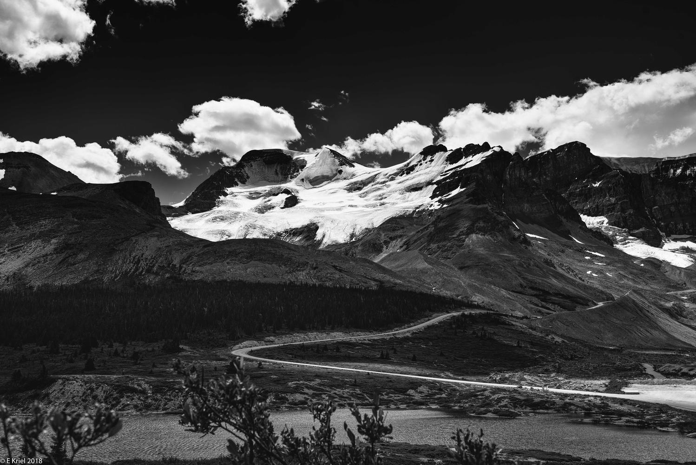 Banff Road by Eckhardt Kriel