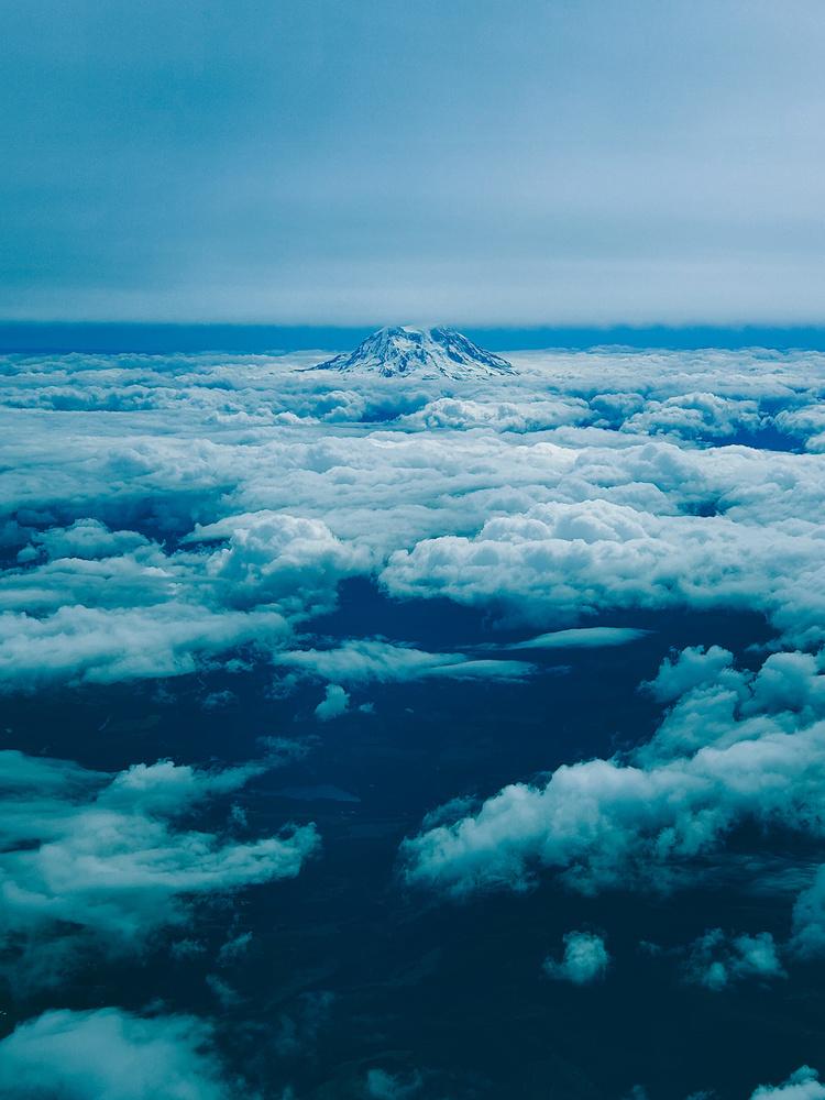 Mount Hood by Vince McManus