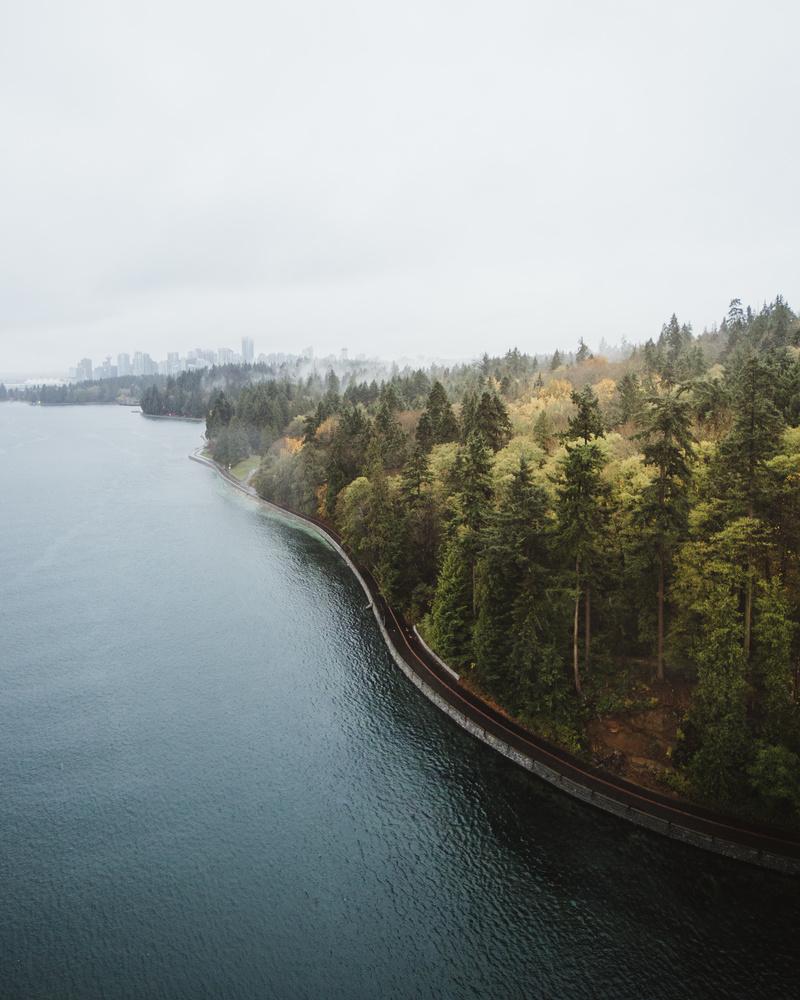 Vancouver by Eric Shiozaki