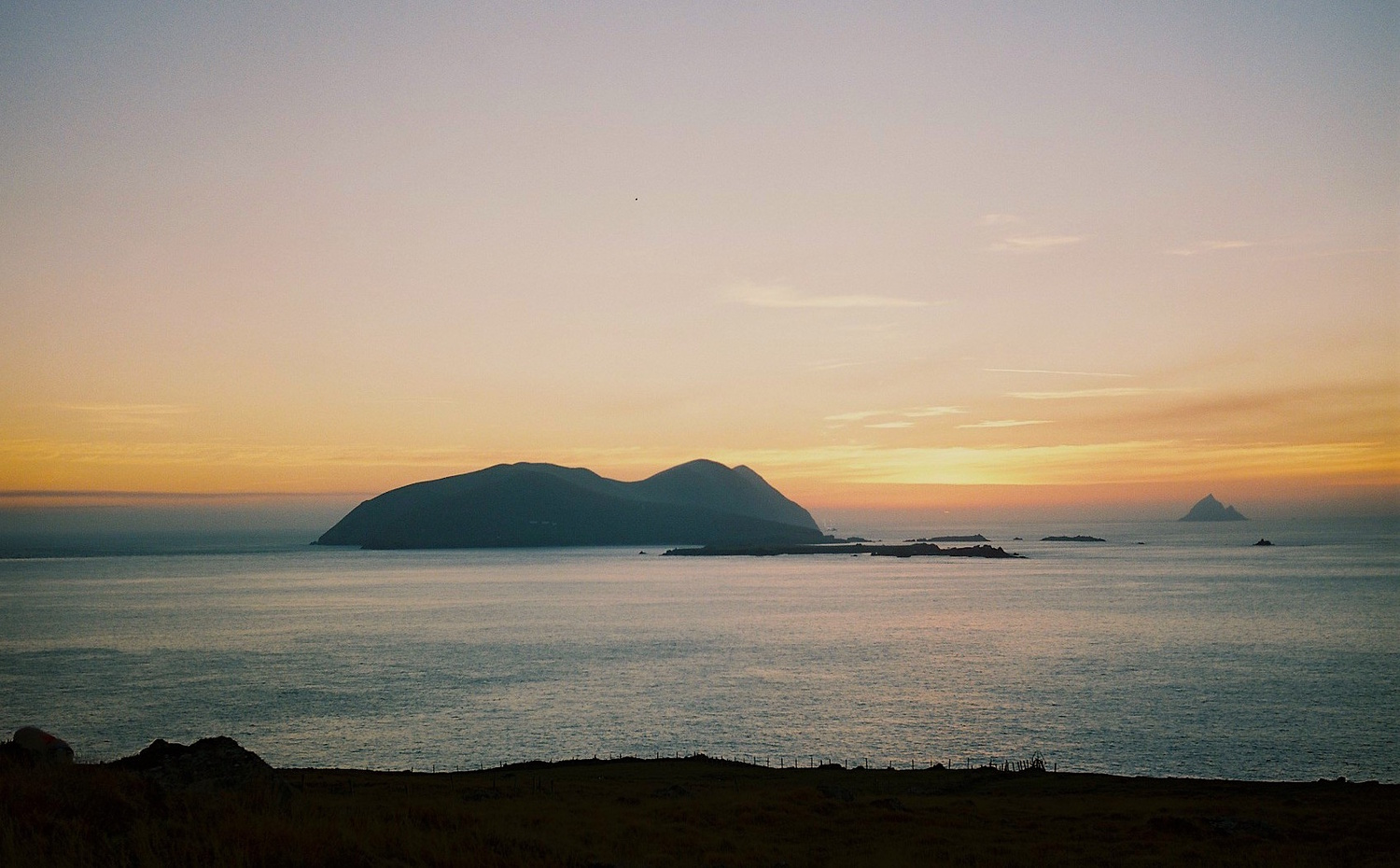 The Great Blasket by Mark Whatmore