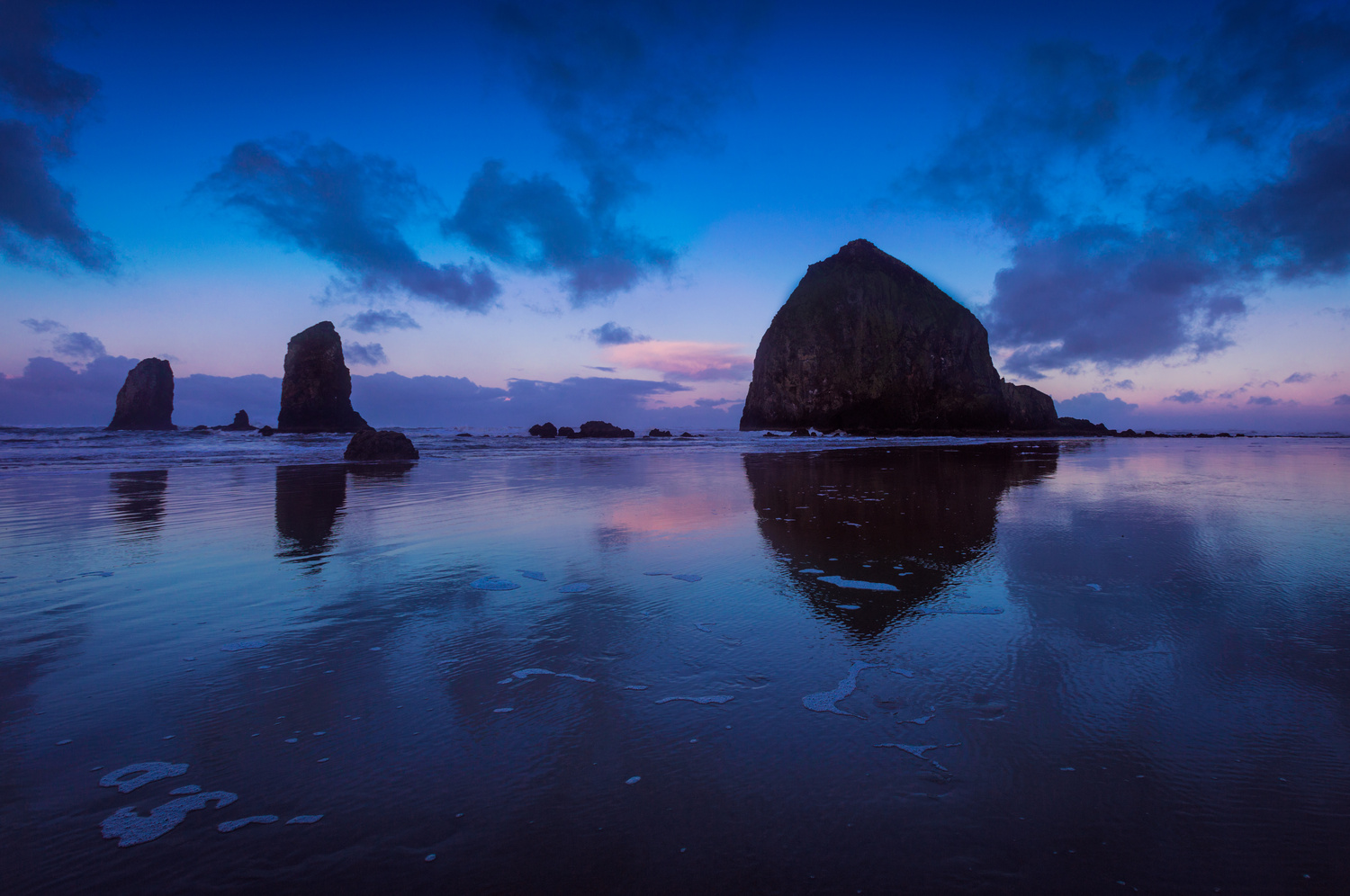 Cannon Beach Sunrise by Eric Nordstrom