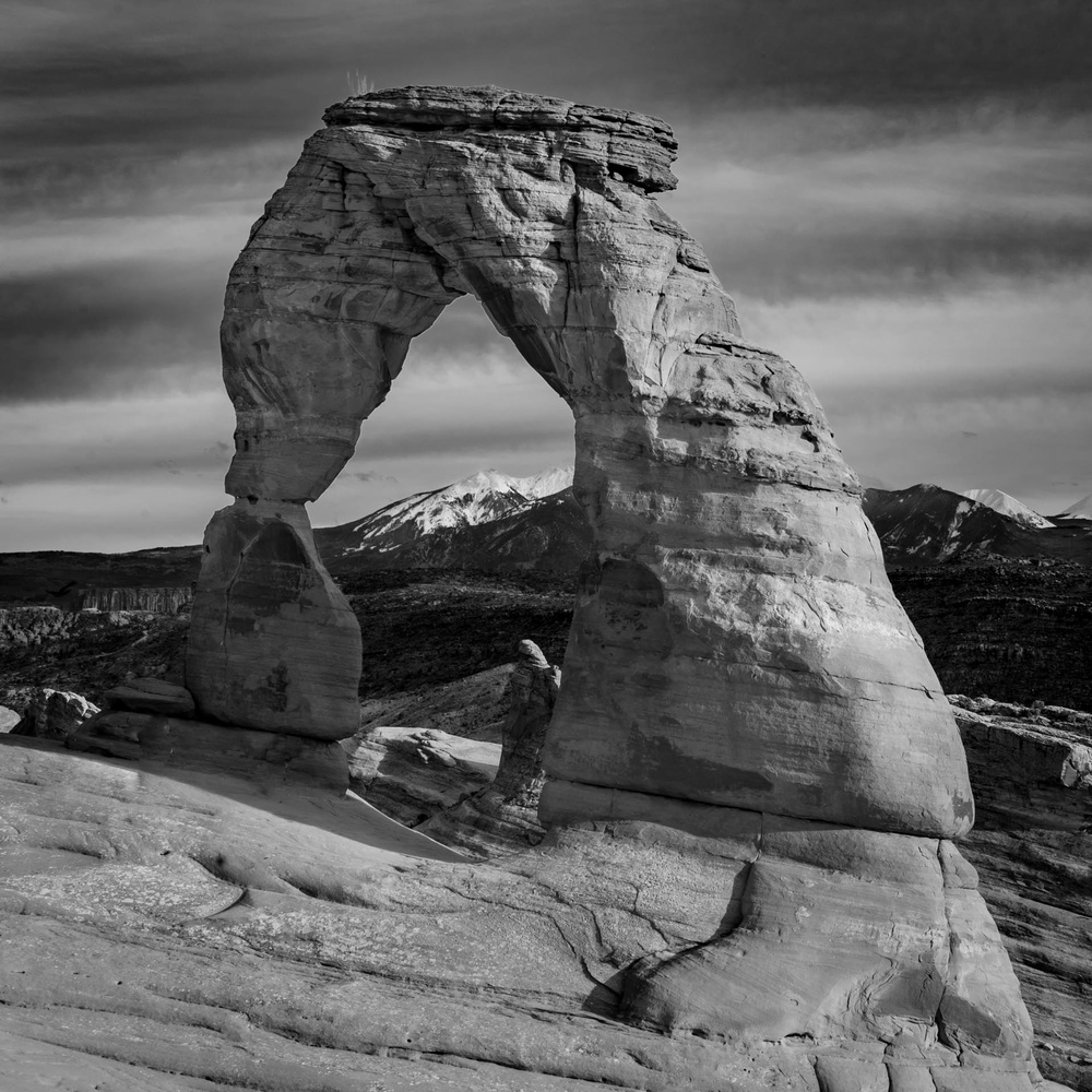 Delicate Arch by Graham Green