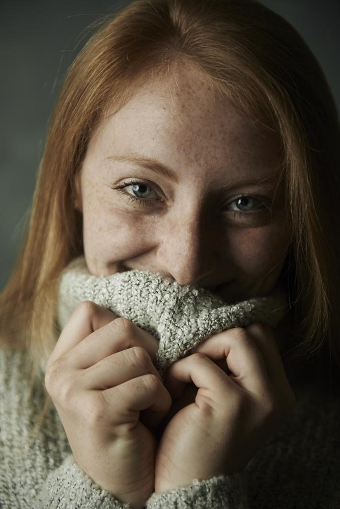 Portrait of Lindsay by Elisha Knight