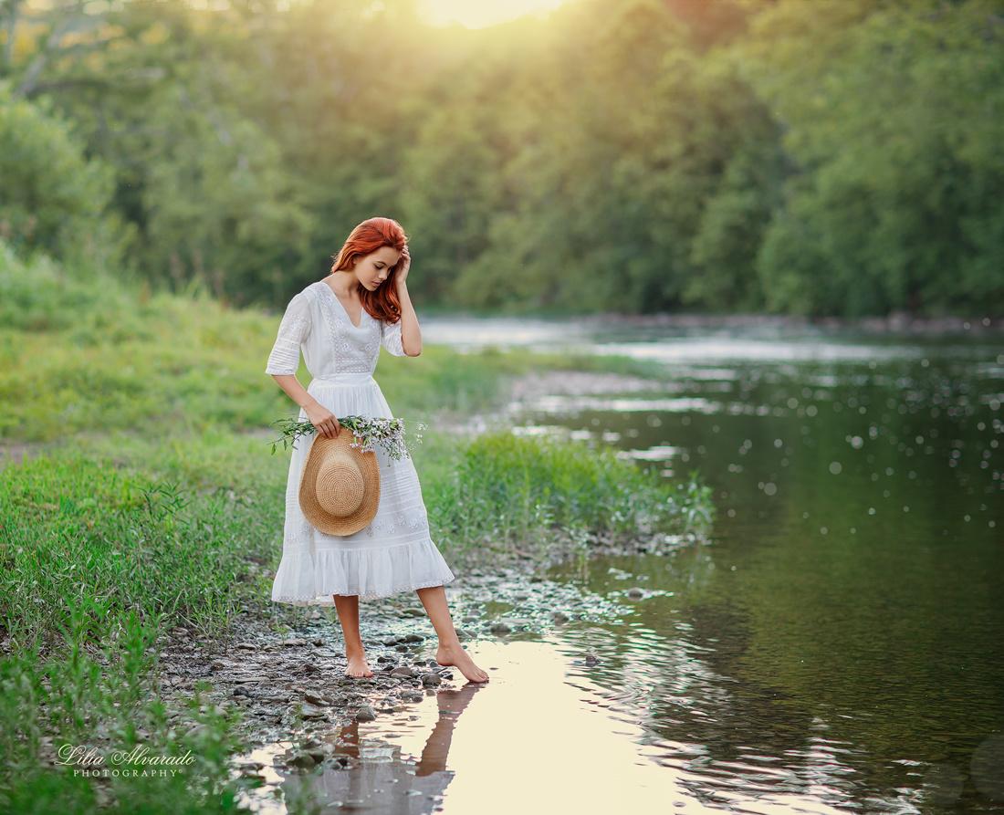 Summer memories by Lilia Alvarado