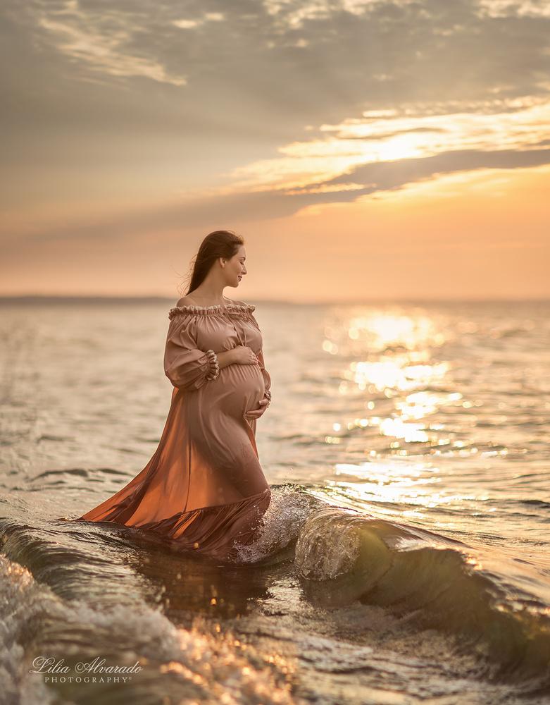 Spiritual journey...  by Lilia Alvarado