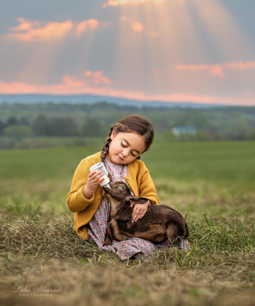 Kindness... by Lilia Alvarado