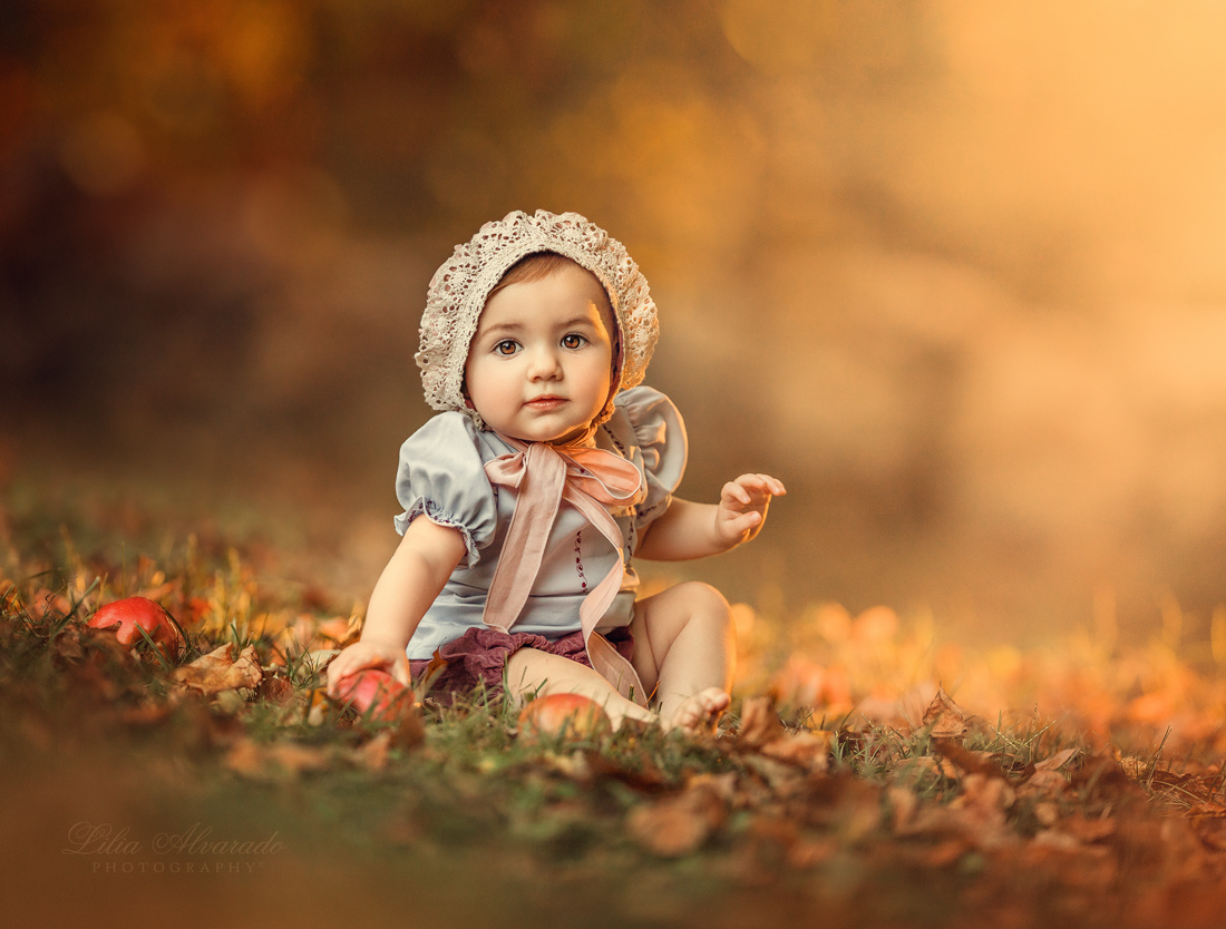 Autumn's Gold... by Lilia Alvarado
