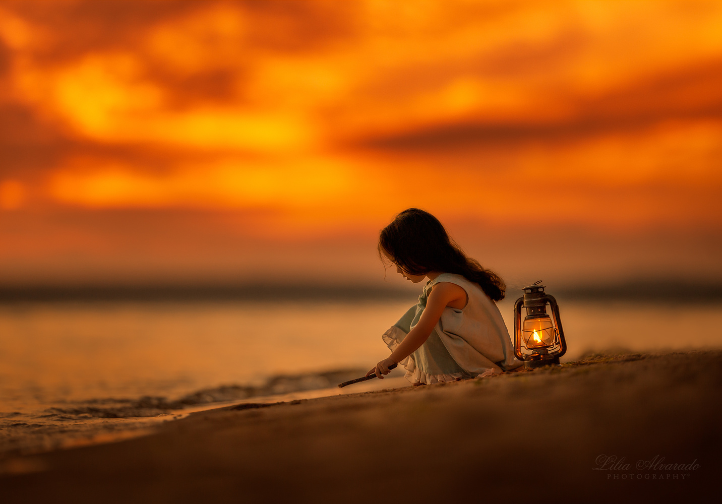 My Early Morning... by Lilia Alvarado