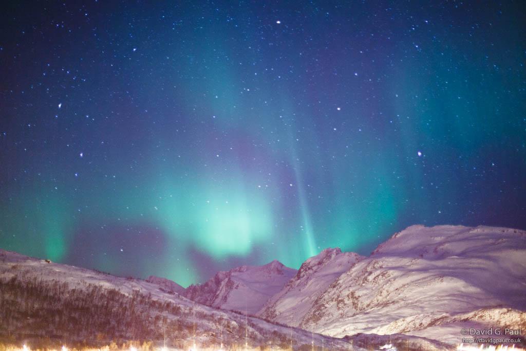 Aurora Borealis by David Paul