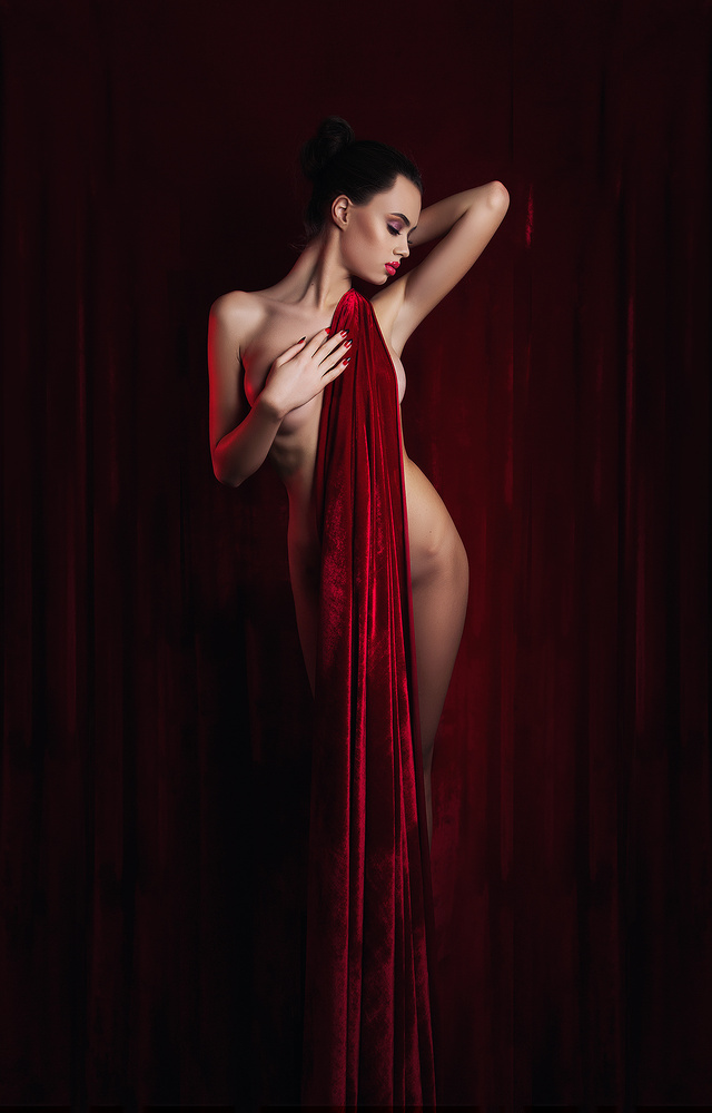 Fifty Shades of Red by Vladimir Dumbrava