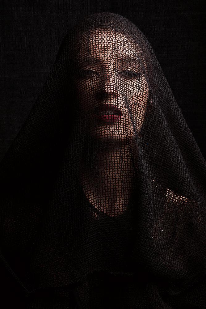 Black Veil by Vladimir Dumbrava