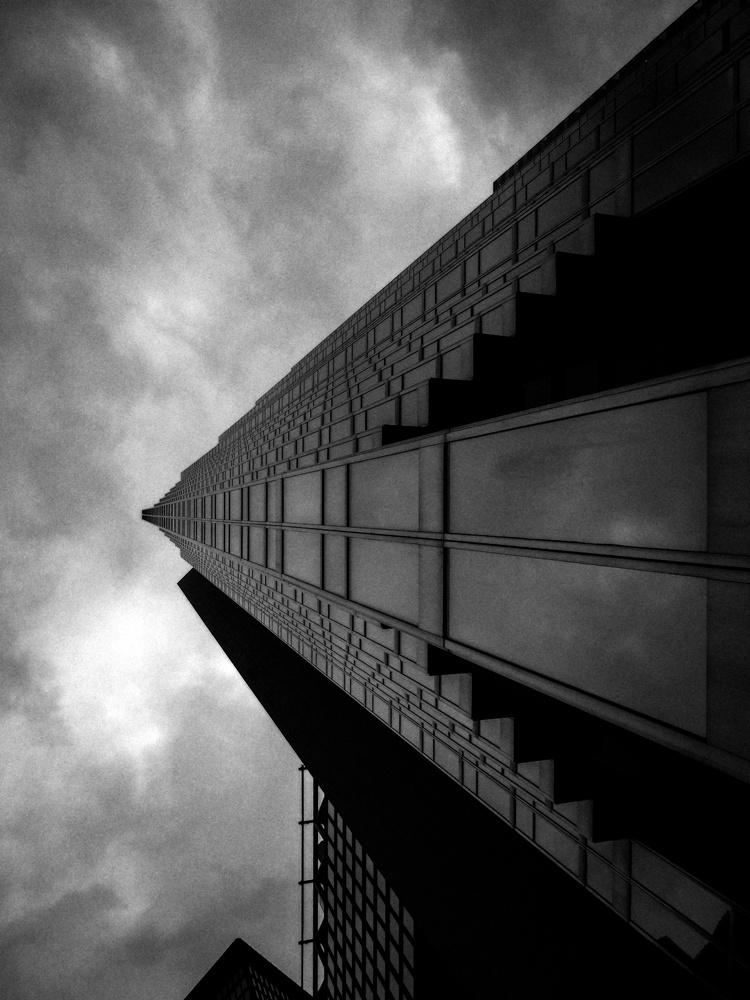 Urban Pryamids by Gail Jordan