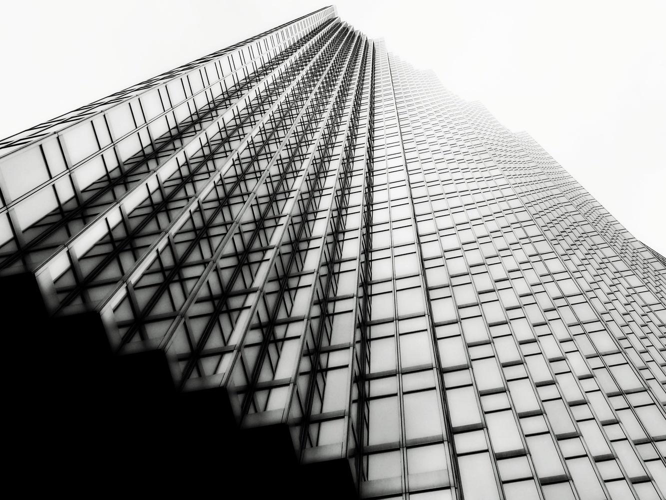 Skyscraper by Gail Jordan