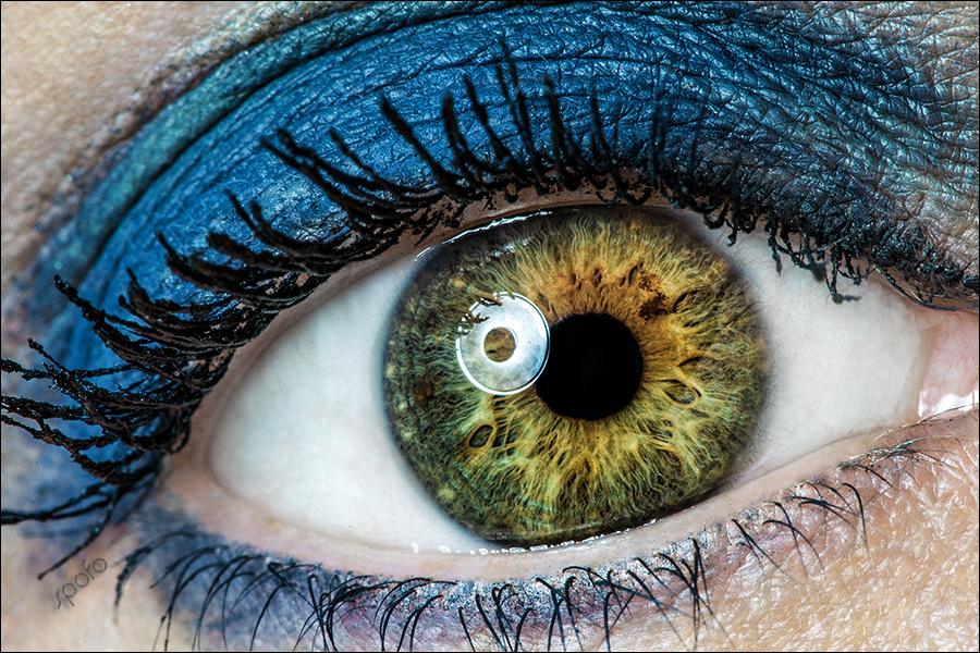 macro eye 9 by Kenny Beele