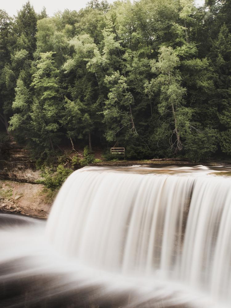 The Falls by Clayton Blackmar