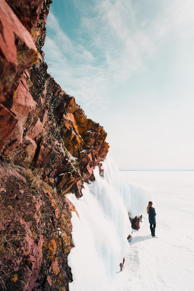 Canadian Rocks by Clayton Blackmar