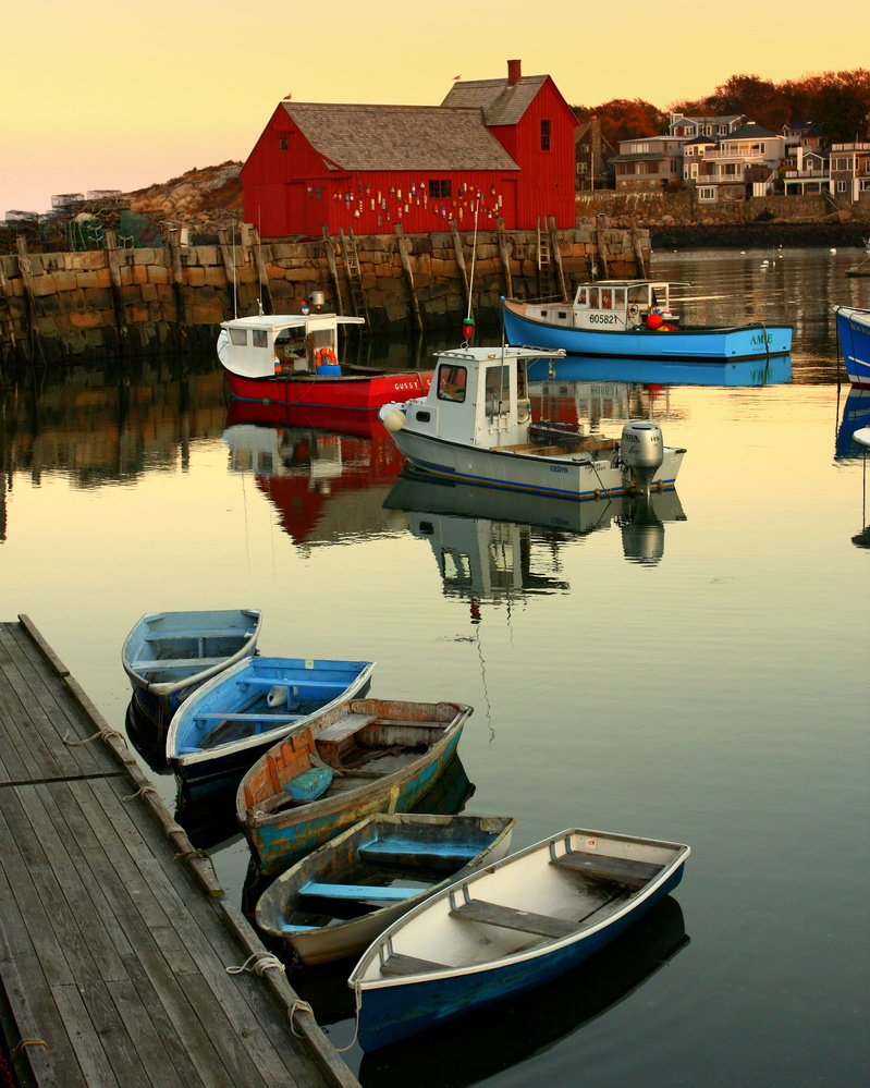 Rockport tuesday by Gregg Hoag