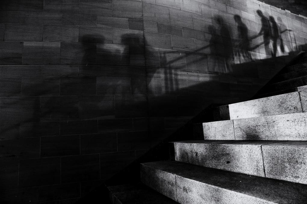 Descent by Paulius Palaima