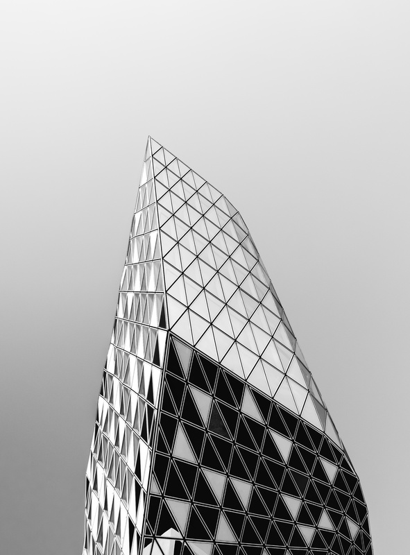 Razor's edge  by Paulius Palaima