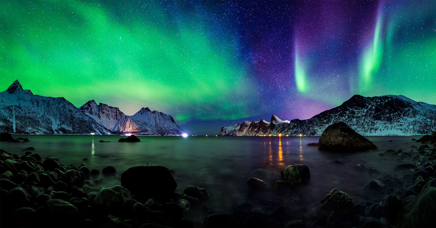 Northern Lights by Alexander Jonsaas