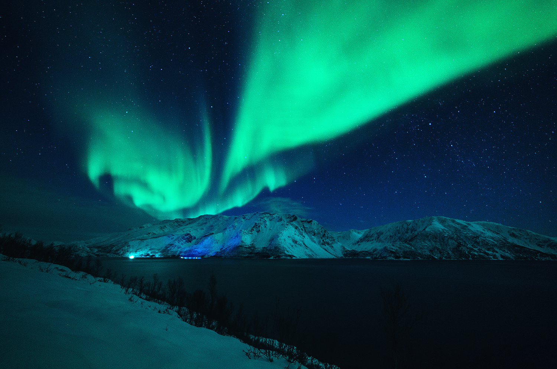 Northern Lights by Alexander Jonsaas