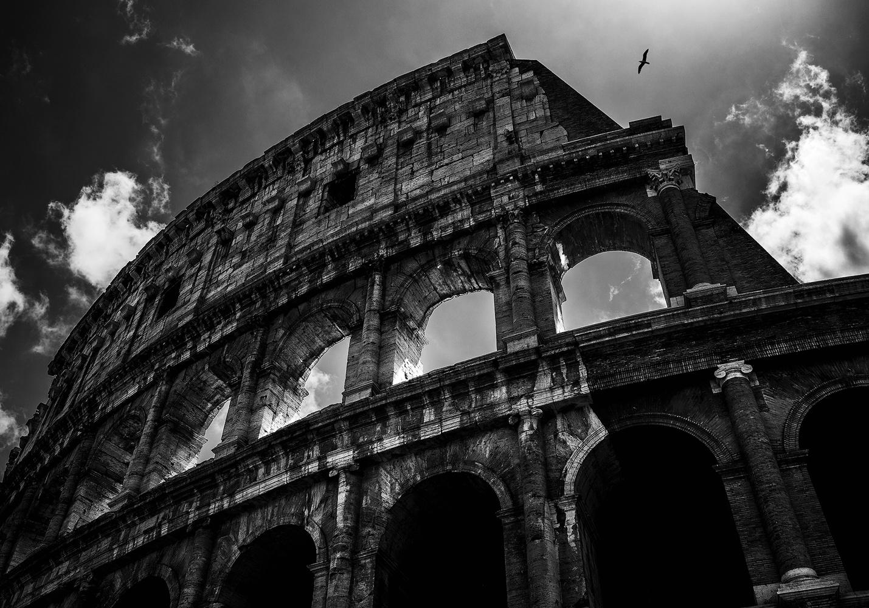 Colosseum by Alexander Jonsaas