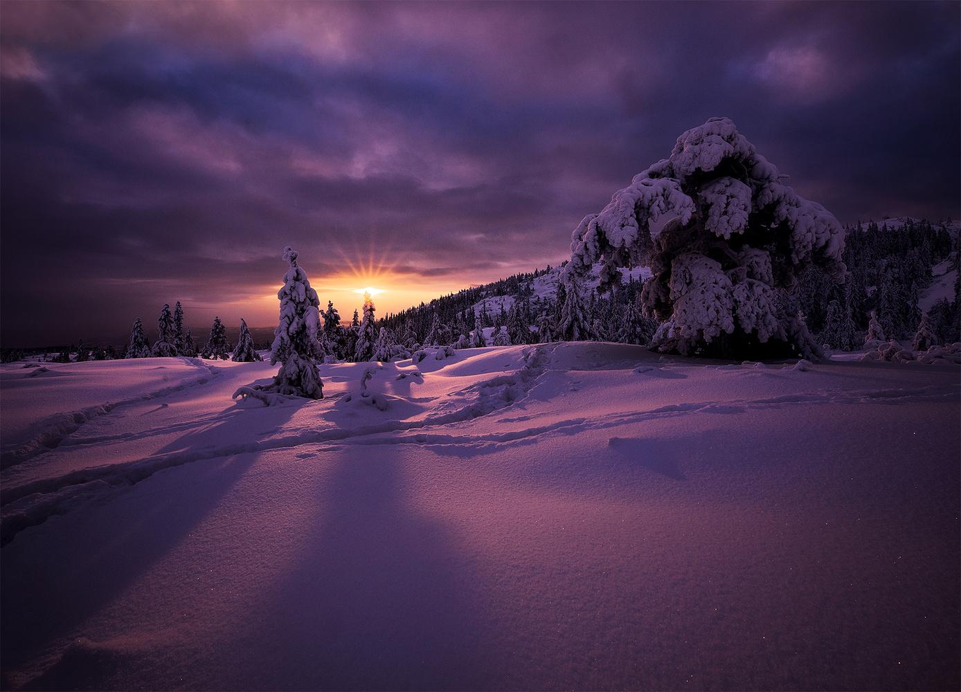 Sunrise by Alexander Jonsaas