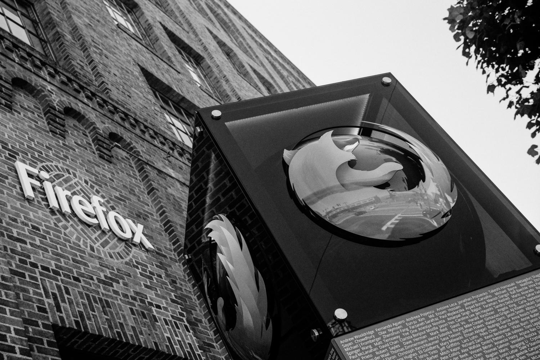 Mozilla Firefox Headquarters (Shot on Film) by Adrian Bacon