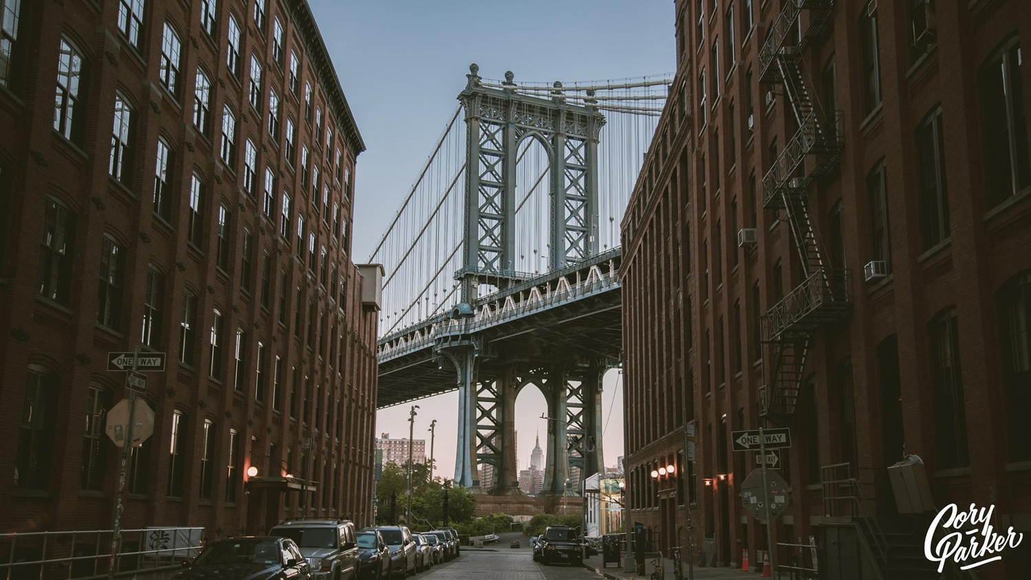 Brooklyn  by cory parker