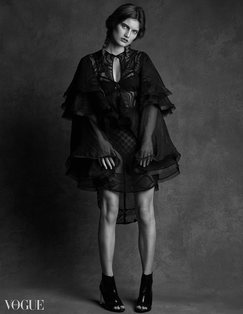 Quinnlyn Murphy Vogue Italia by Nathan Richards