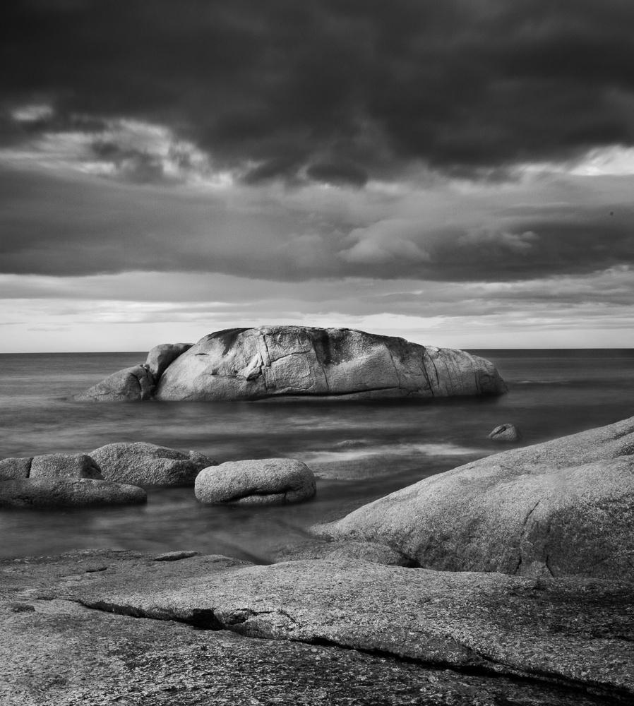 Boulder Beach by Alfonso Calero