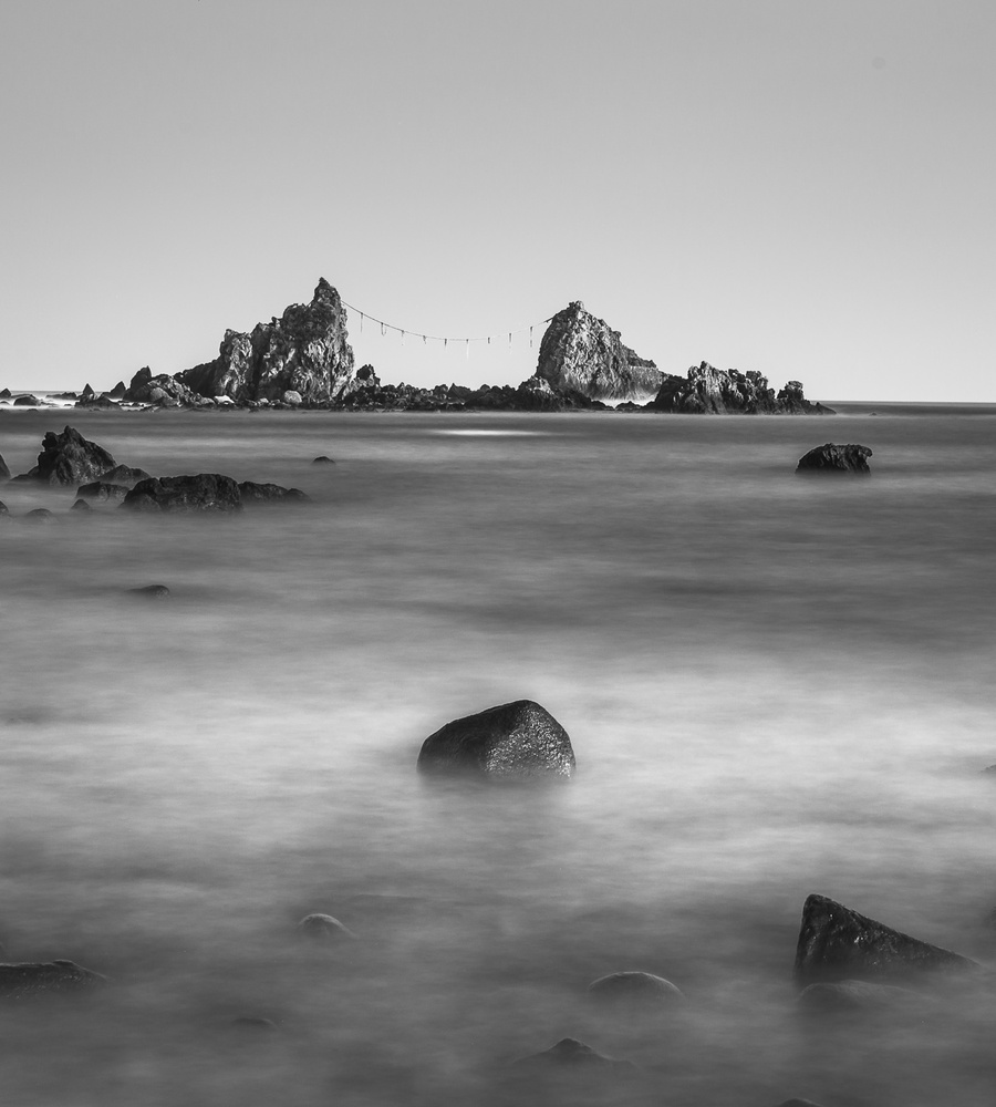 Sacred Rocks by Alfonso Calero