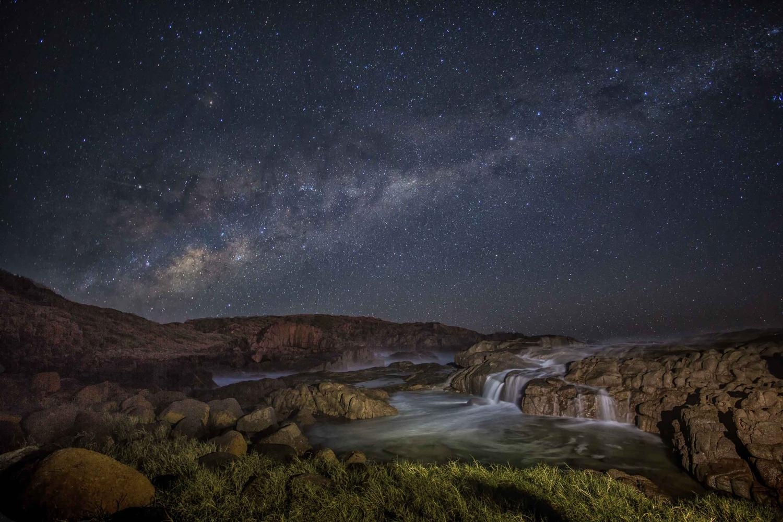 Milky Way by Alfonso Calero