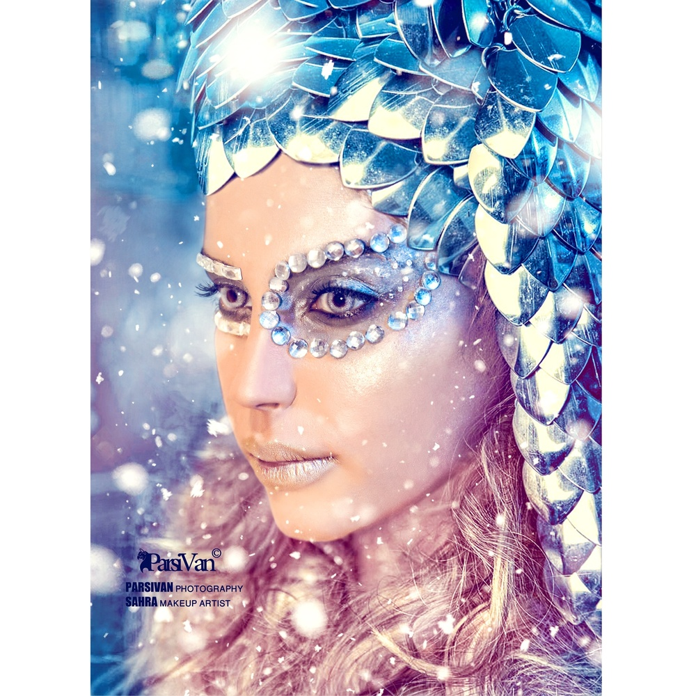 Iron Queen by benyamin parsivan