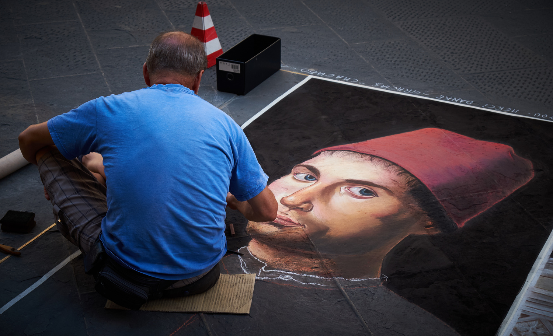 street-art in firenze by bruno Garenne-Alabadi